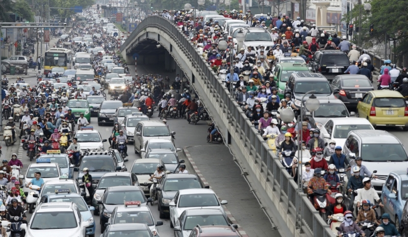 traffic in vietnam A summary of analysis for road traffic accidents in vietnam.
