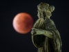 GERMANY-SCIENCE-ASTRONOMY-MOON-ECLIPSE